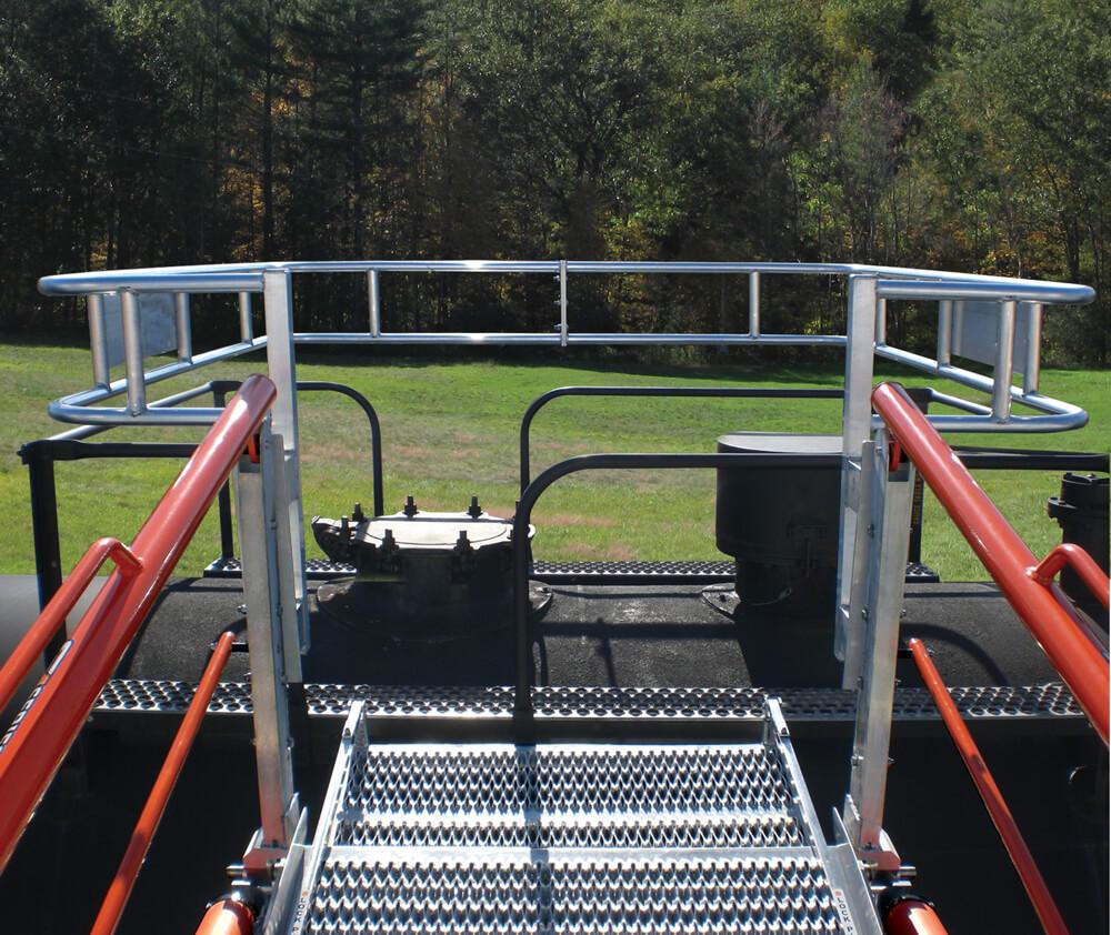 48 Inch Wide Railcar Gangway