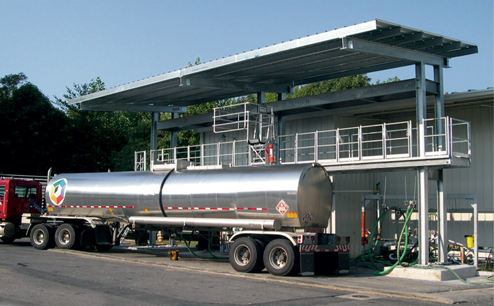Fall Protection for Truck Gangway