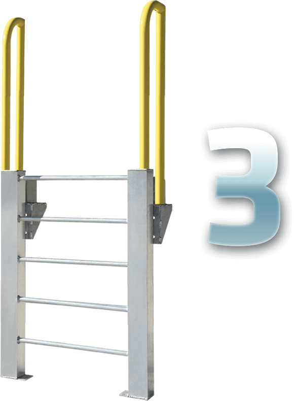 ErectaStep Ladder Unit